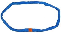 BA Round Recovery Sling Blue Endless Loop 7 Inch