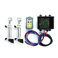 Lodar Actuator/Wireless Kit - 4 Function