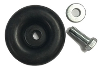 Dynamic OEM Round Rubber Bumper