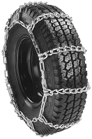 Reinforced Truck Tire Chains Single Highway Set