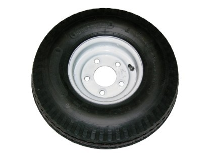 Mounted Dolly Tires