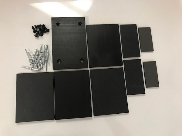 Dynamic OEM Wear Pad Kit 601 Models