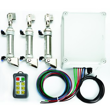 Lodar Actuator/Wireless Kit - 6 Function