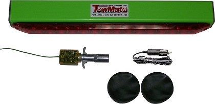 Towmate Wireless Tow Lights TM22G Limelight