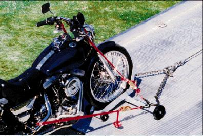 Motorcycle Dollies & Straps