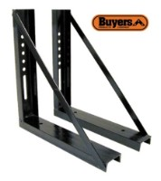 Mounting Brackets for Buyers Underbody Toolboxes