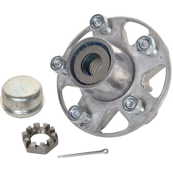 Aluminum Hub Assembly