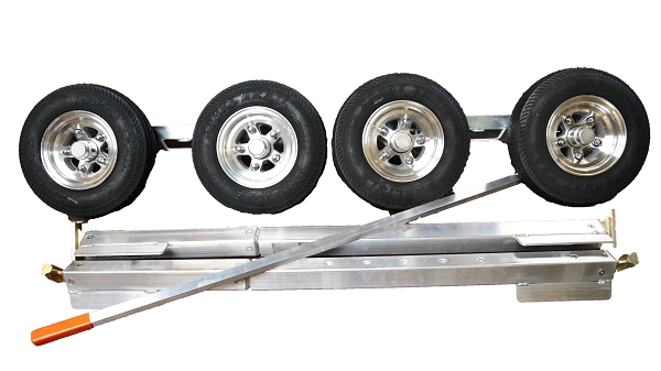 Collins 5.7 Aluminum Dolly Set
